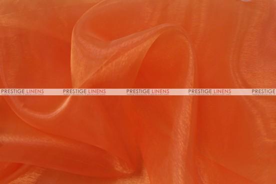 Mirror Organza Table Linen - 431 Orange