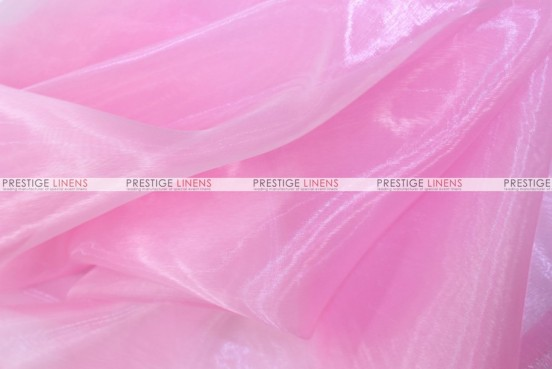 Mirror Organza Table Linen - 527 Pink