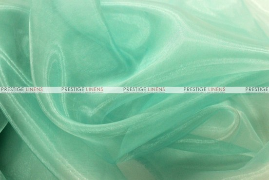 Mirror Organza Table Linen - 730 Mint