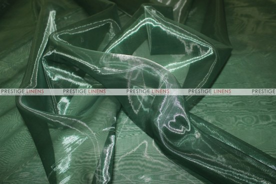 Mirror Organza Table Linen - 732 Hunter