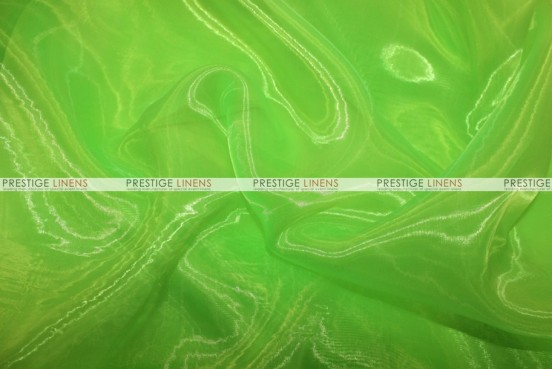 Mirror Organza Table Linen - 736 Neon Green