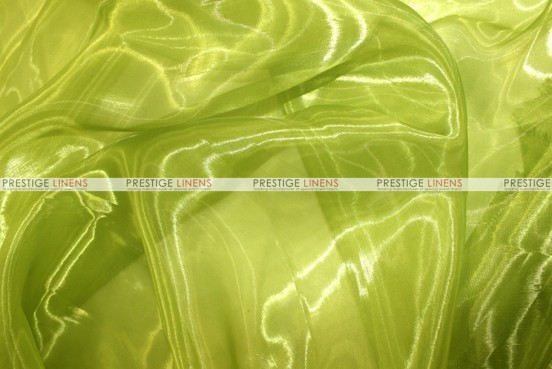 Mirror Organza Table Linen - 752 Avocado