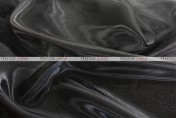 Mirror Organza Table Linen - 1127 Black