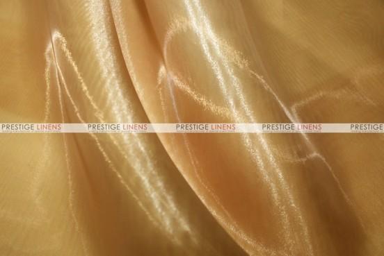 Mirror Organza Table Linen - 227 N Gold