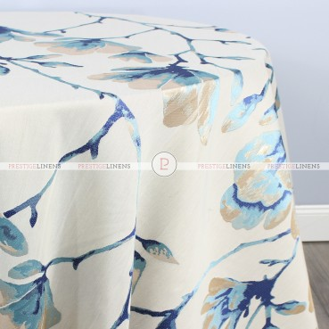ASTORIA TABLE LINEN - AQUAMARINE