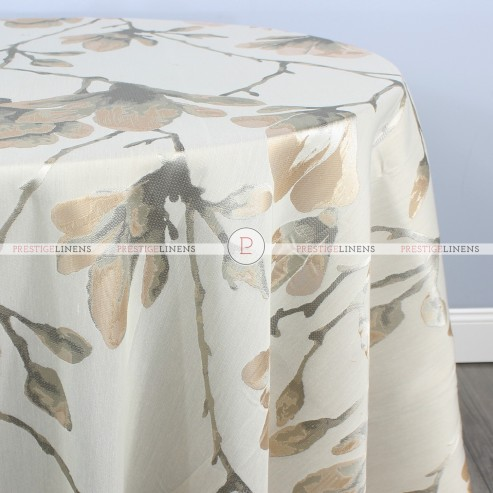 ASTORIA TABLE LINEN - GOLDEN SAND