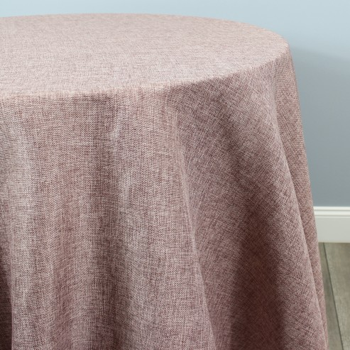 Vintage Linen Table Linen - Sepia