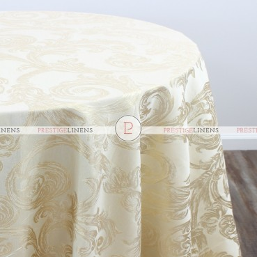 RENAISSANCE TABLE LINEN - GOLD