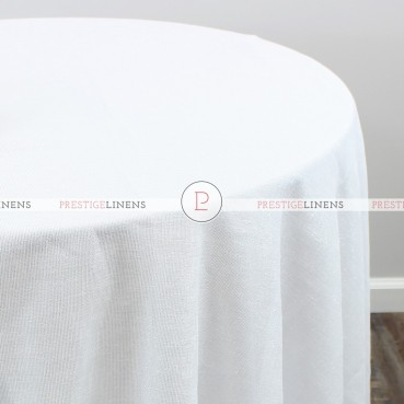 PALLADIUM TABLE LINEN - WHITE