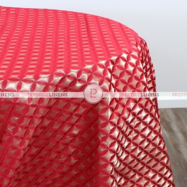 PARADIGM TABLE LINEN - RED