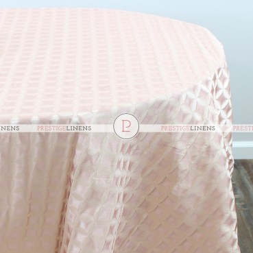 PARADIGM TABLE LINEN - BLUSH