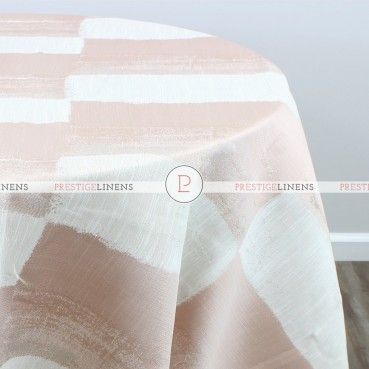 A LA MODE TABLE LINEN - BLUSH