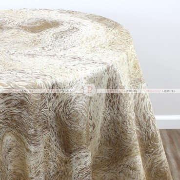 STARRY NIGHT TABLE LINEN - GOLD