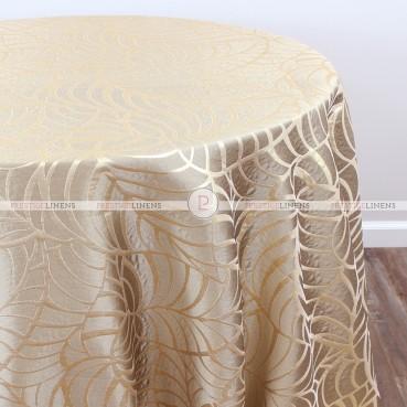 BRAZIL TABLE LINEN - GOLD