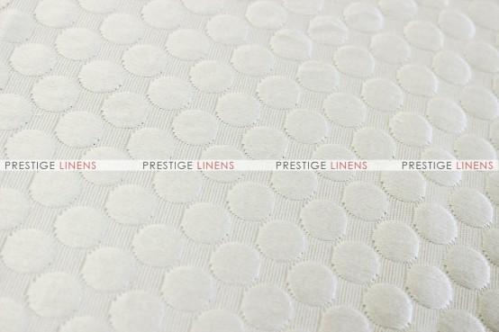 Buttons Napkin - Ivory