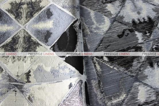 Montage Napkin - Silver