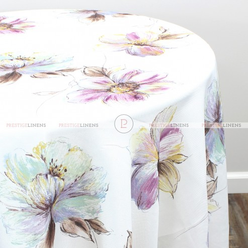 ORACLE TABLE LINEN  - RASPBERRY