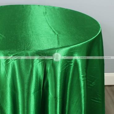Shantung Satin Table Linen - 727 Flag Green