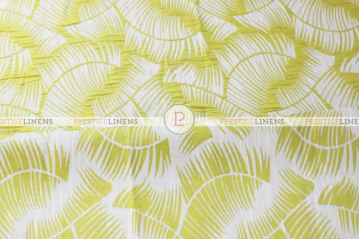 Fern Table Runner - Citron
