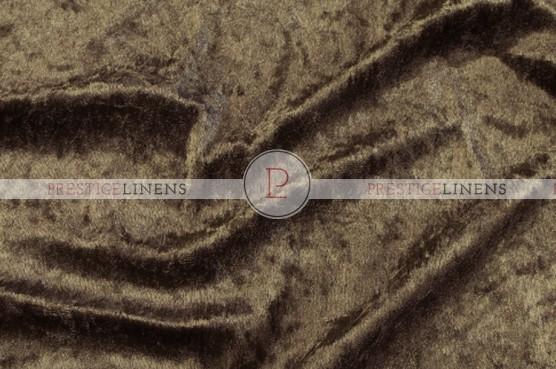 Panne Velvet Pad Cover-Olive