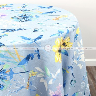 MEADOW TABLE LINEN - BLUE