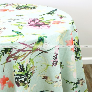 MEADOW TABLE LINEN - GREEN