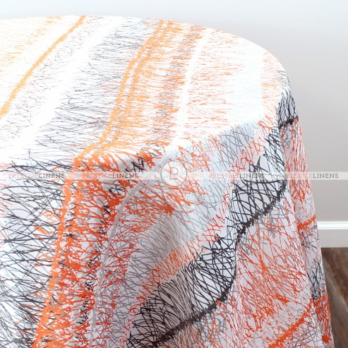 PASTURE TABLE LINEN - MANDARIN
