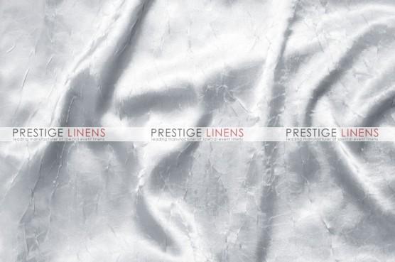 Crushed Bichon Napkin - 126 White