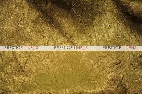 Crushed Bichon Napkin - 229 Dk Gold