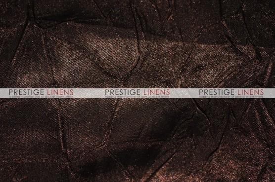 Crushed Bichon Napkin - 333 Brown