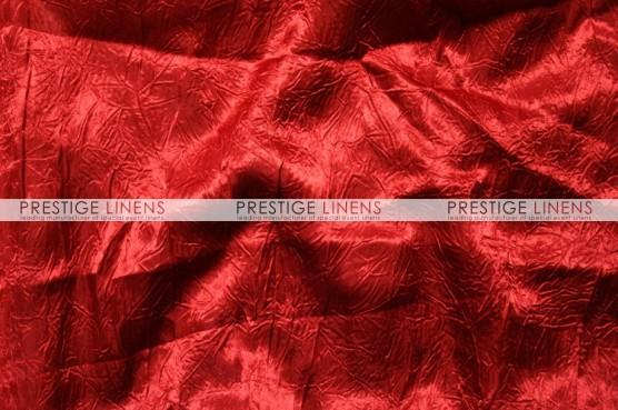 Crushed Bichon Napkin - 626 Red
