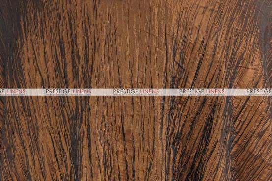 Crushed Taffeta Napkin - 110 Copper