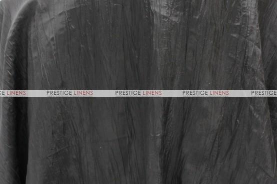 Crushed Taffeta Napkin - 1127 Black