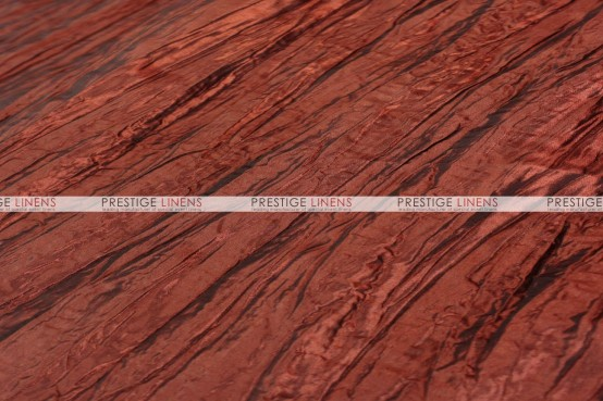Crushed Taffeta Napkin - 337 Rust