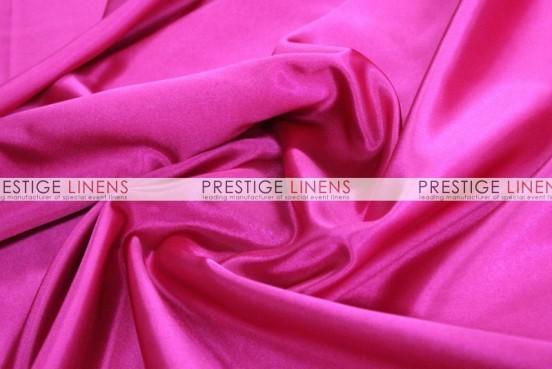Bridal Satin Aisle Runner - 528 Hot Pink