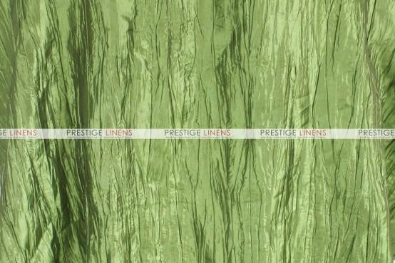 Crushed Taffeta Napkin - 737 Apple Green