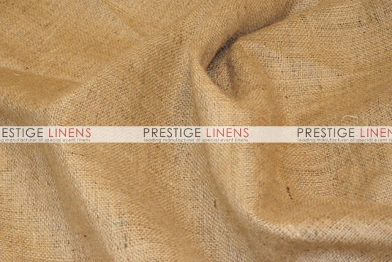 Burlap Aisle Runner - Natural