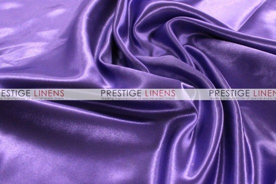 Bridal Satin Pillow Cover - 1032 Purple