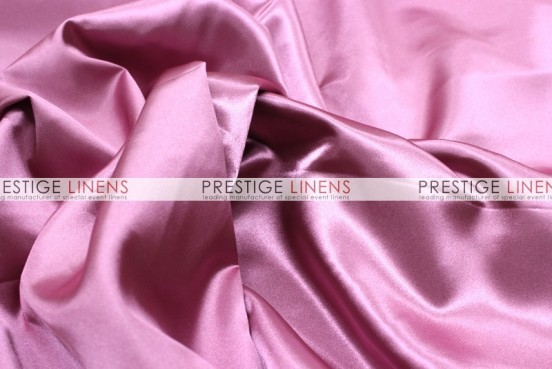 Bridal Satin Pillow Cover - 531 Dk Rose
