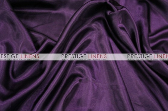 Charmeuse Satin Pillow Cover - 1034 Plum