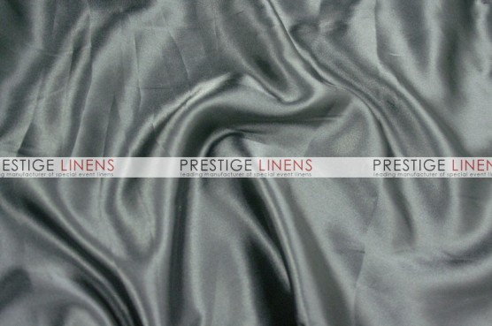 Charmeuse Satin Pillow Cover - 1128 Grey
