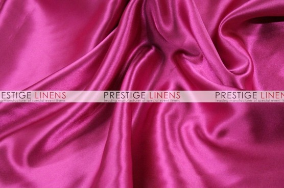 Charmeuse Satin Pillow Cover - 529 Fuchsia