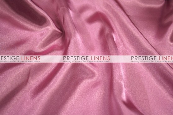 Charmeuse Satin Pillow Cover - 531 Dk Rose