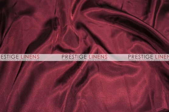 Charmeuse Satin Pillow Cover - 628 Burgundy