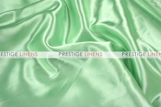 Charmeuse Satin Pillow Cover - 730 Mint