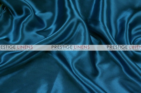 Charmeuse Satin Pillow Cover - 738 Teal
