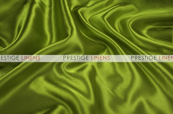 Charmeuse Satin Pillow Cover - 749 Dk Lime