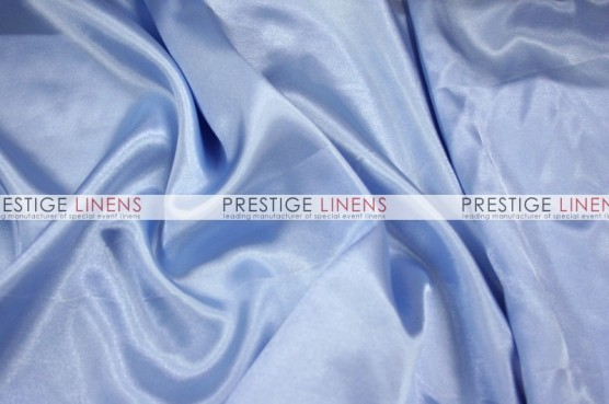 Charmeuse Satin Pillow Cover - 926 Baby Blue
