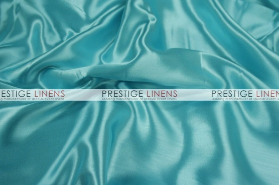 Charmeuse Satin Pillow Cover - 951 Tiffani Blue