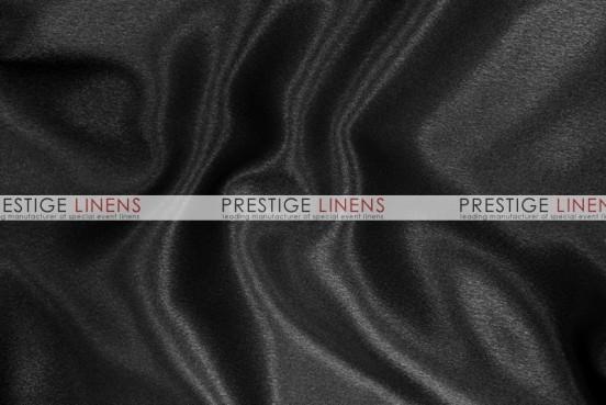 Crepe Back Satin (Japanese) Pillow Cover - 1127 Black